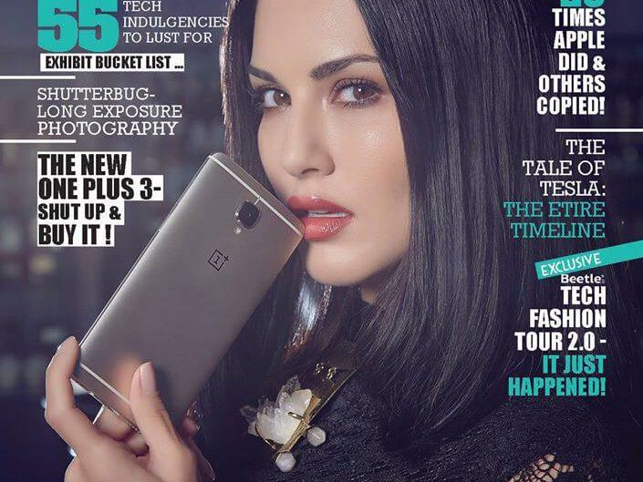 Sunny Leone – EXHIBIT Magazine