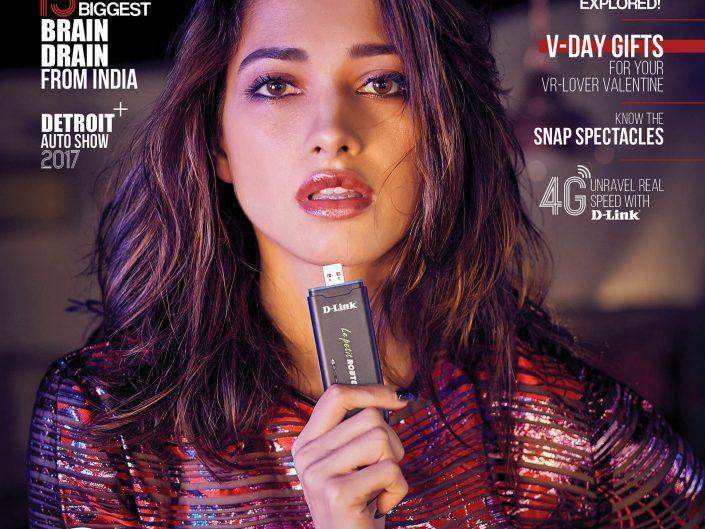 Tamannaah Bhatia – EXHIBIT Magazine