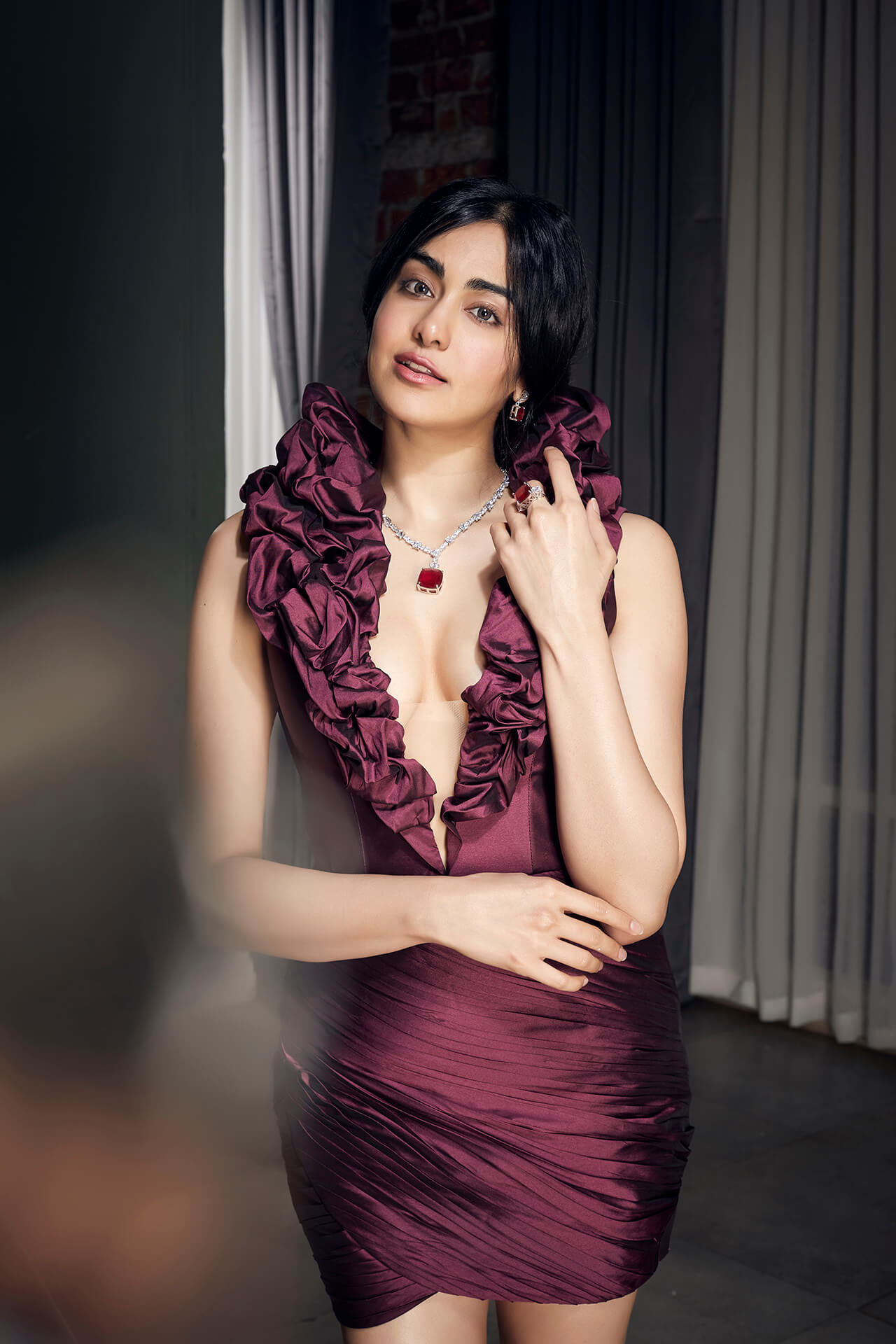 Adah Sharma – filmfare awards 2020