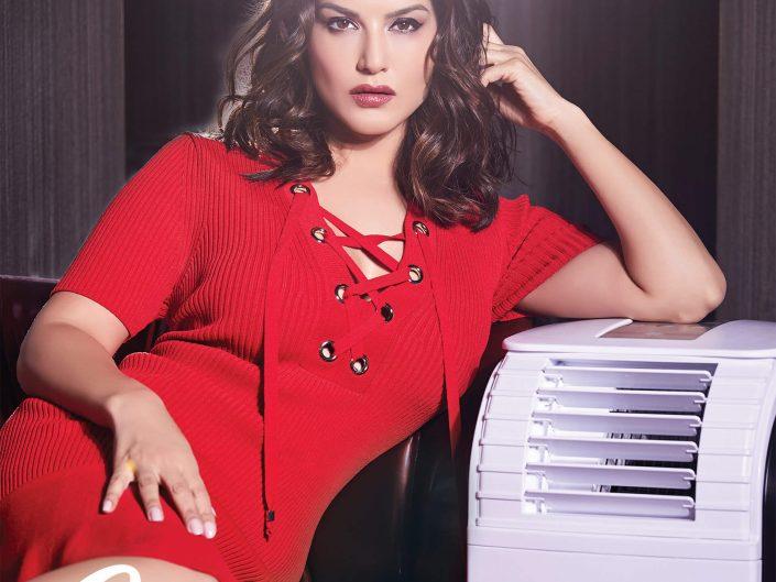 Exhibit Magazine - Sunny Leone